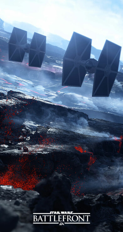 Star Wars Battlefront Awesome Smartphone Wallpapers