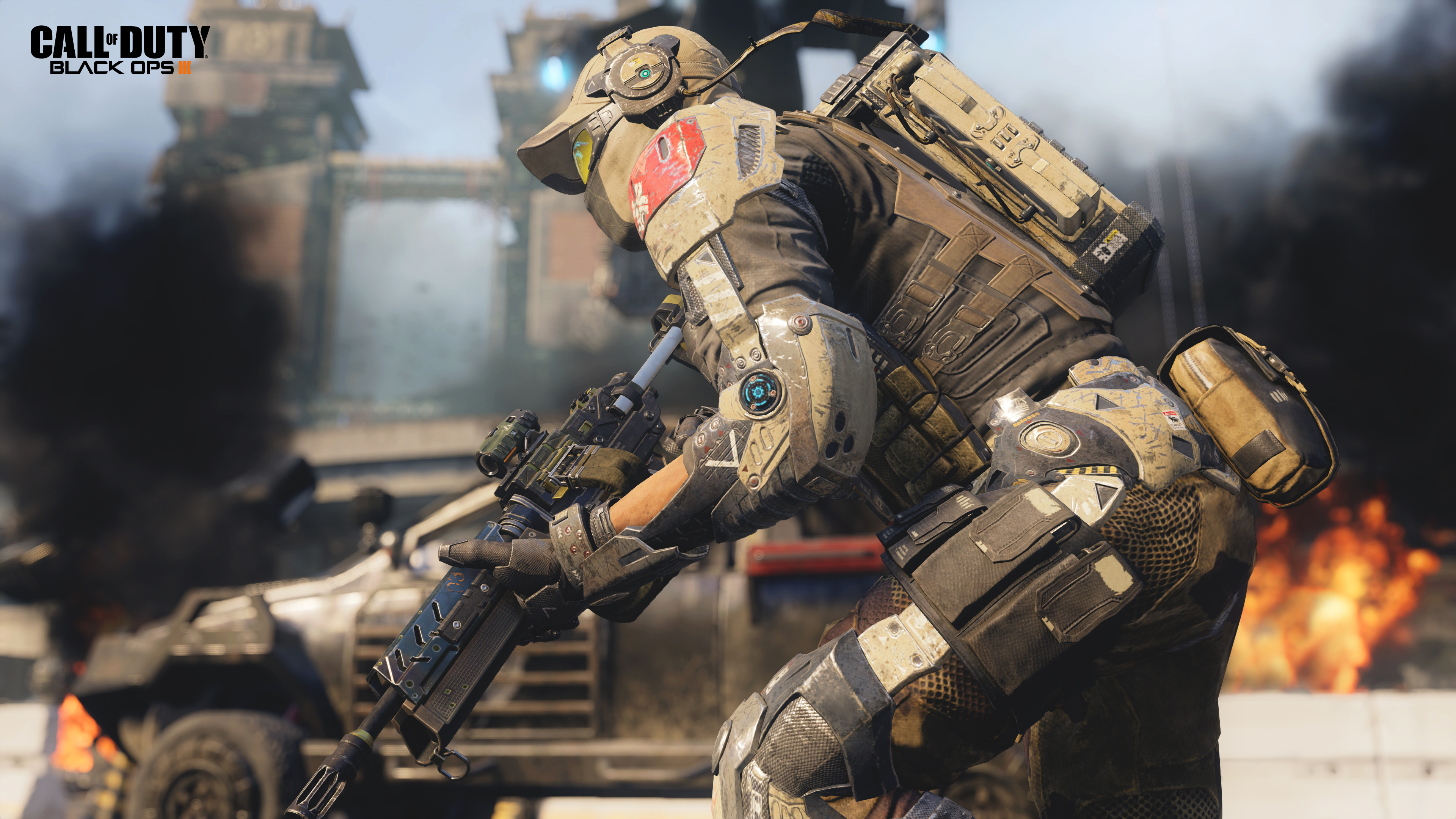 Call Of Duty Black Ops 3 Won T Be Held Back On Pc Ps4 Xbox One By Last Gen Windows 10 Specific Features Not Announced