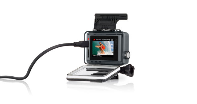 GoPro Hero+ LCD Is A $299 Entry-Level Camera With A Touchscreen LCD