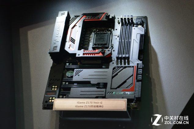 Colorfu iGame Z170 Ymir-G