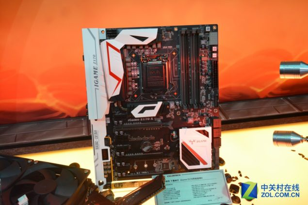 Colorful iGame Z170-X_1