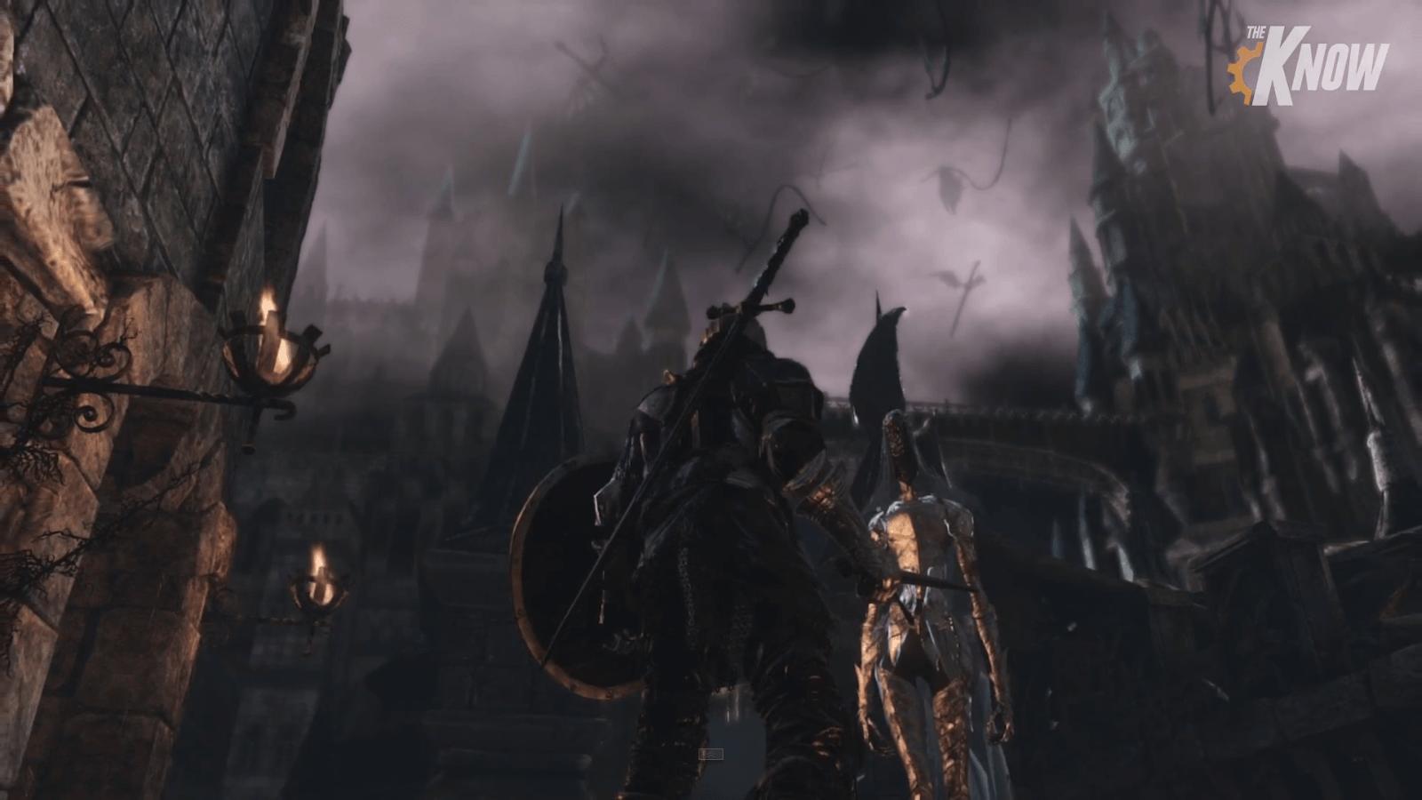 Dark Souls III - First Screenshots and Artwork Leaked, To ...