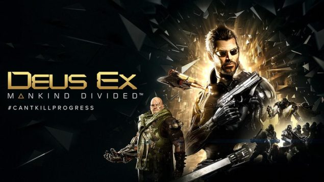 Deus Ex: Mankind Divided [PC/PS4/XB1] [Arquivo] - Fórum do Portugal
