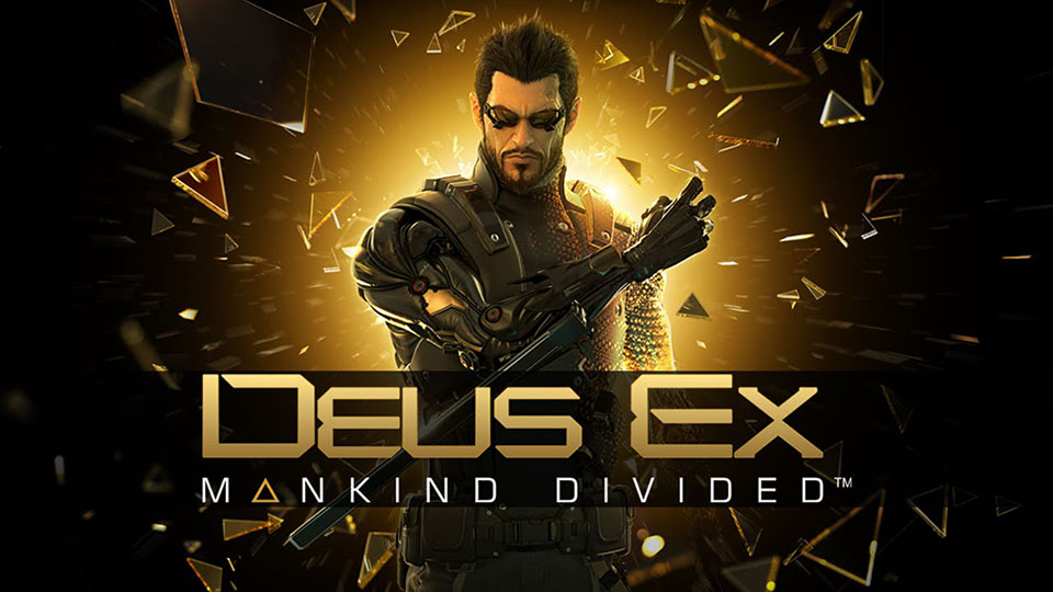 Deus Ex: Mankind Divided File ...