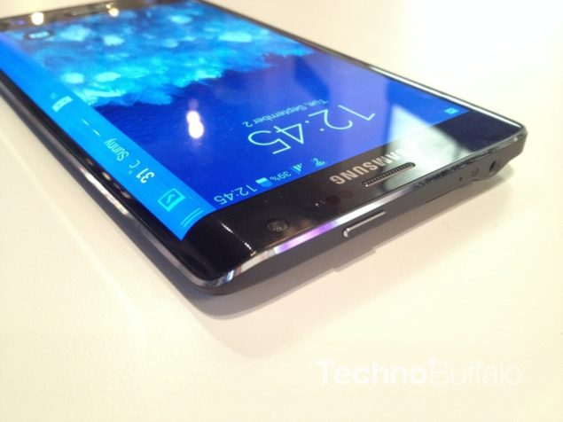 Galaxy note 5 features