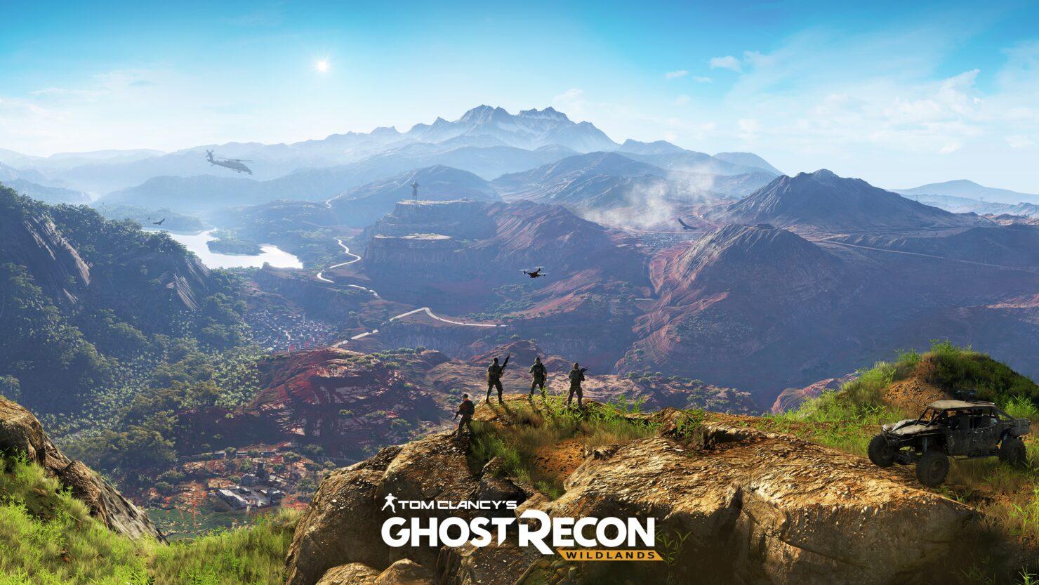 Ghost Recon Wildlands Update 5