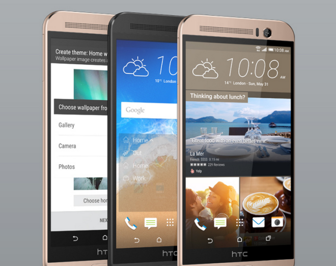 HTC One ME Is World's First Smartphone Running Helio X10 SoC
