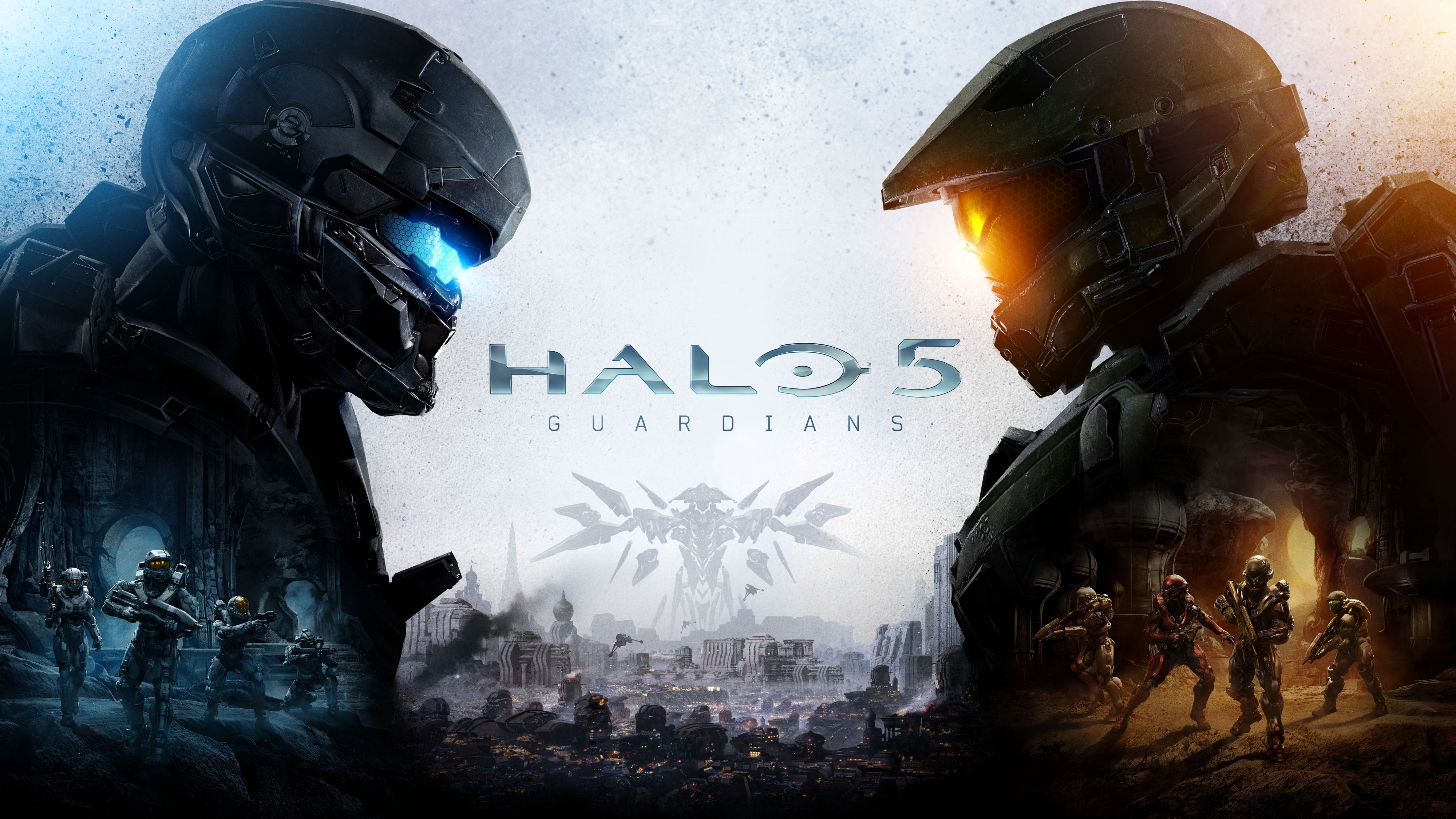 Halo 5 Guardians - Xbox One E3 Frame-Rate Test