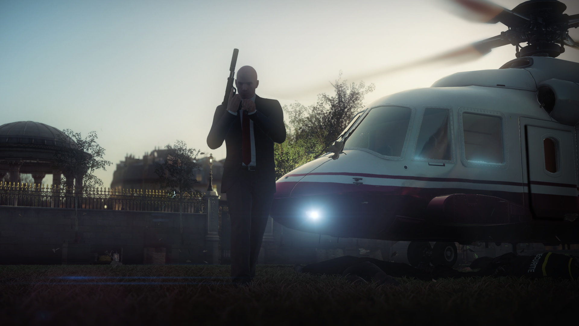 Hitman Leaked Screenshots Gifs Tons Of Information From