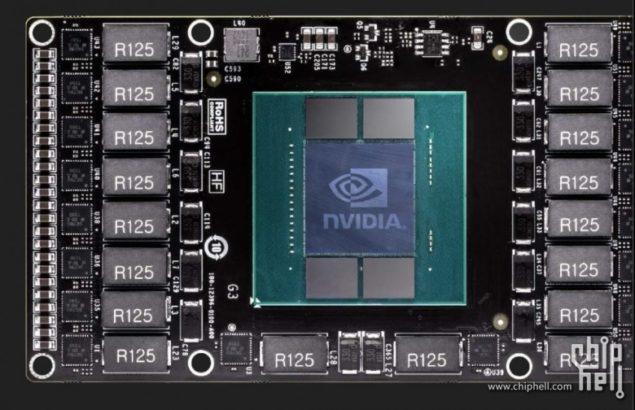 NVIDIA Pascal GPU Module