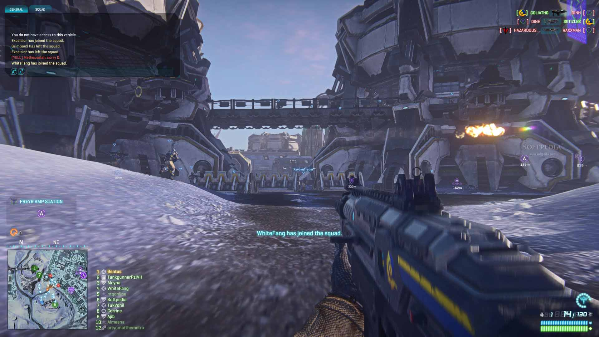 PlanetSide 2 Servers Still Offline in Europe, Hours After ...