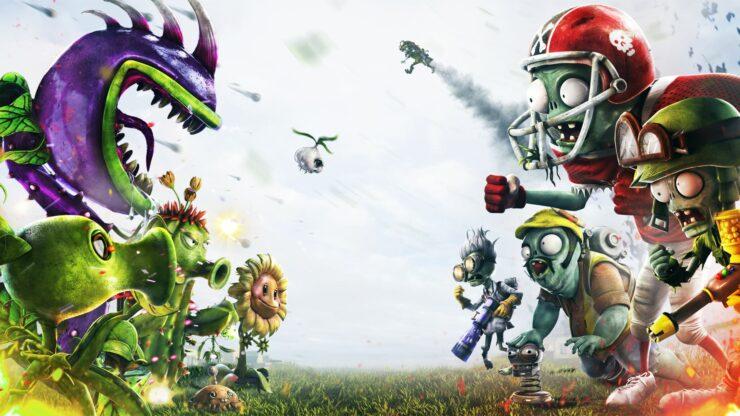 Plants vs Zombies Battle for Neighborville trailer leaks