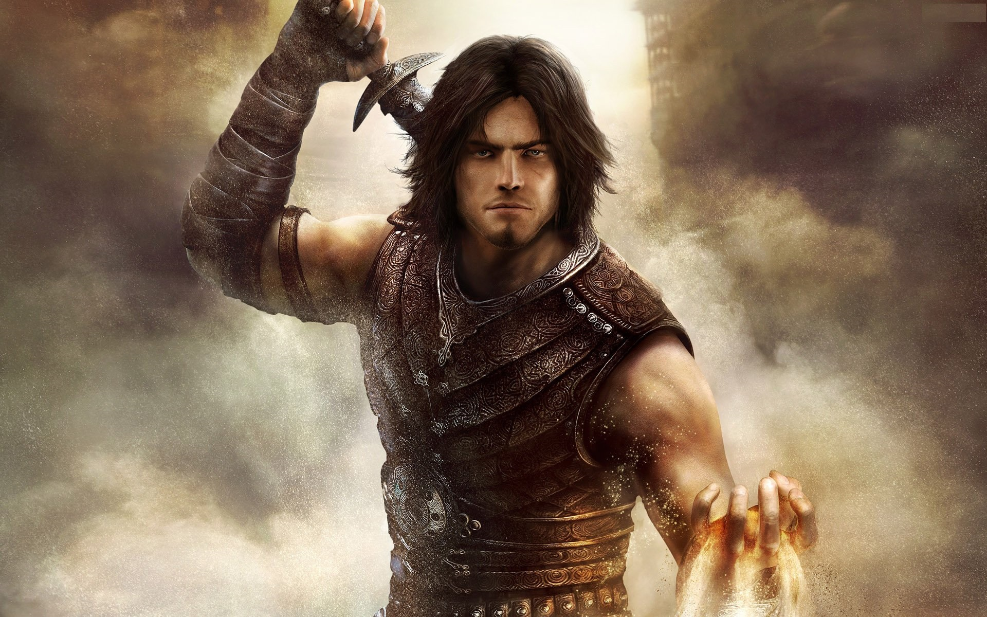 Was Prince persia warrior within