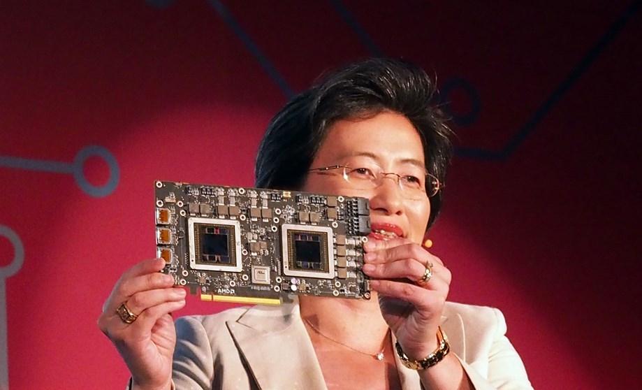 AMD Radeon R9 Fury X2 Gemini