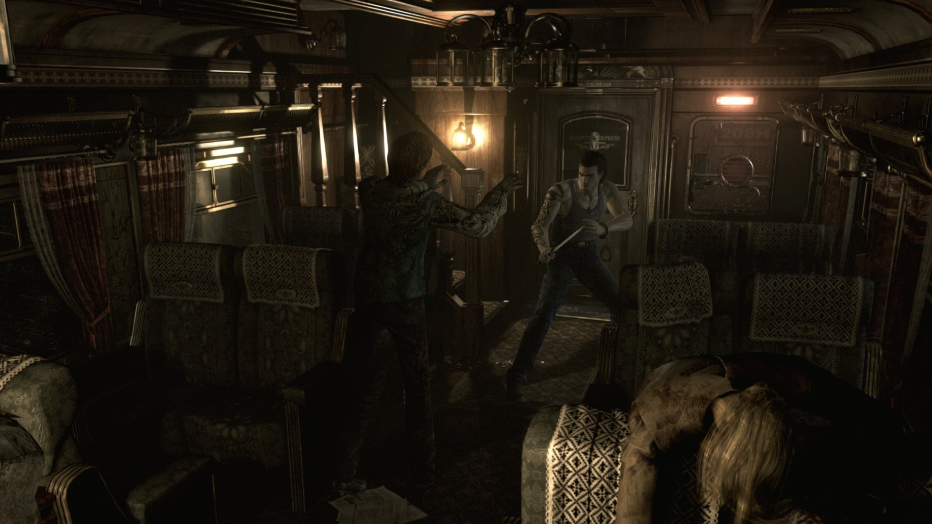 Resident Evil 0 – Prototype To HD Remaster Video Comparison