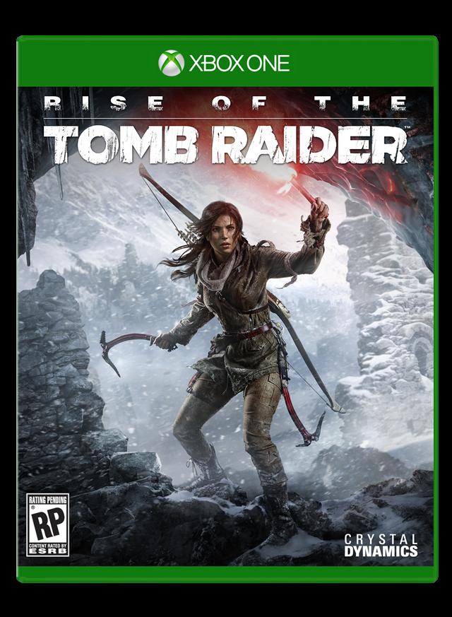 """Résultat de recherche d'images pour """"rise of the tomb raider cover"""""""