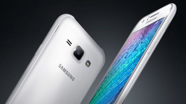 Galaxy J7 And J5 Are Samsung's First Front Facing LED Devices