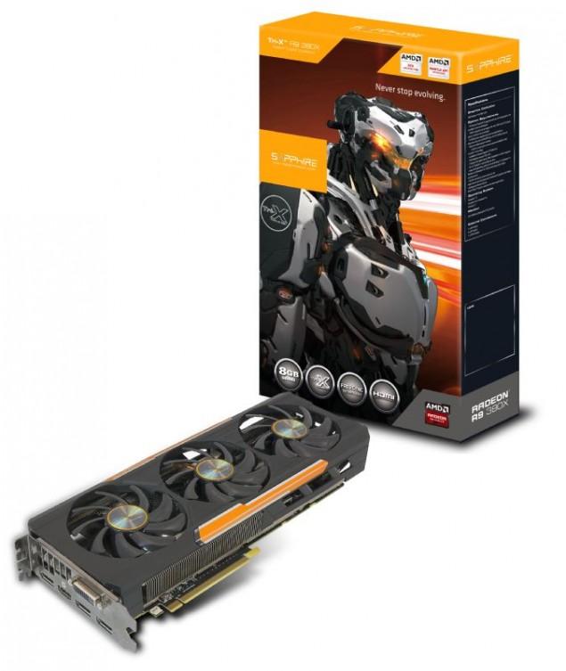 Sapphire Radeon R9 390X Tri-X OC