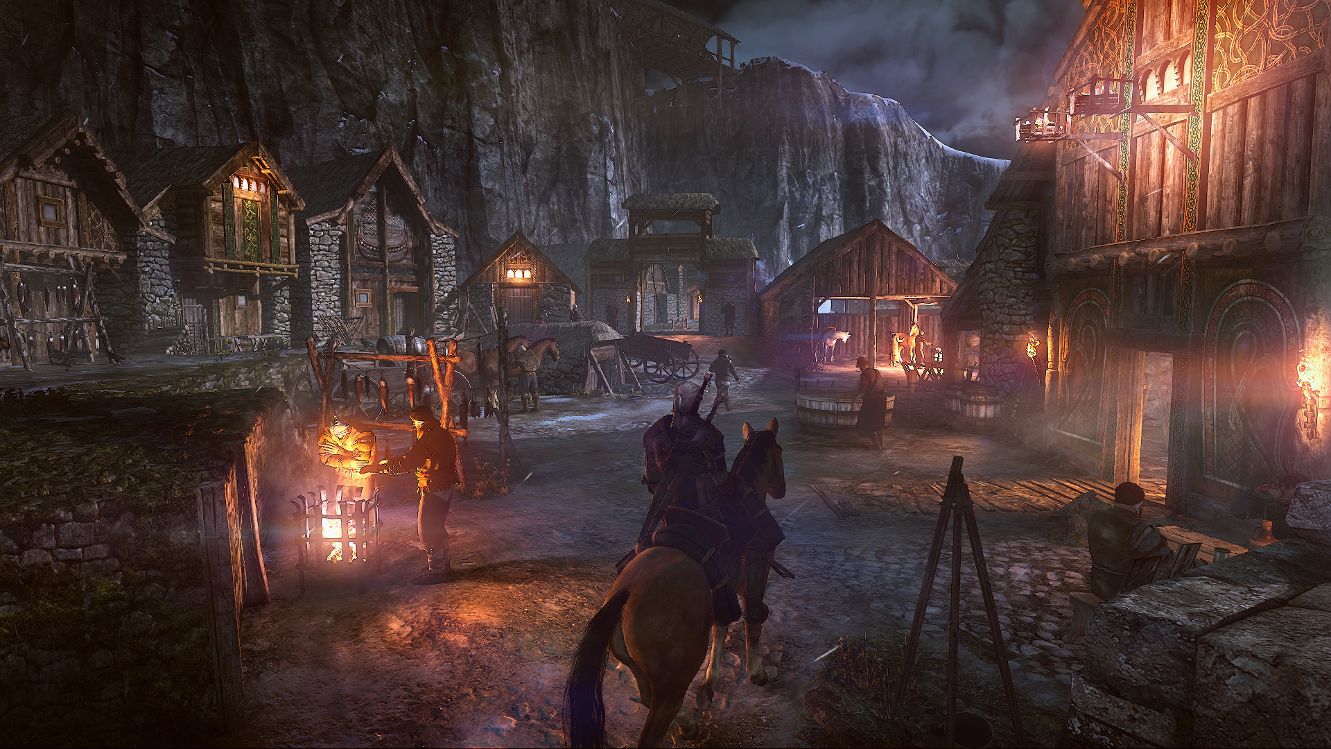 Game Witcher 3: how to get to Caer Morhen. Passage and recommendations 96