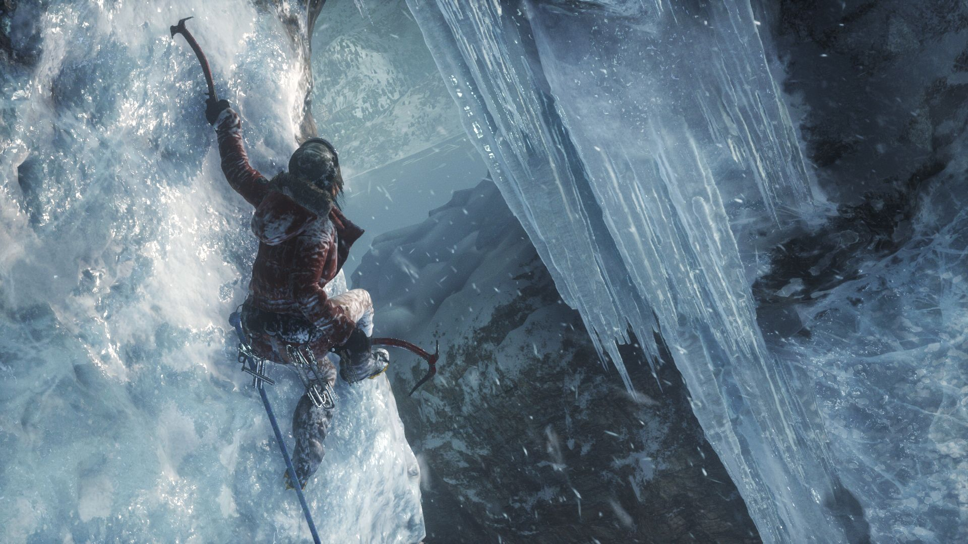 First 27 Minutes Of Rise Of The Tomb Raider Gameplay
