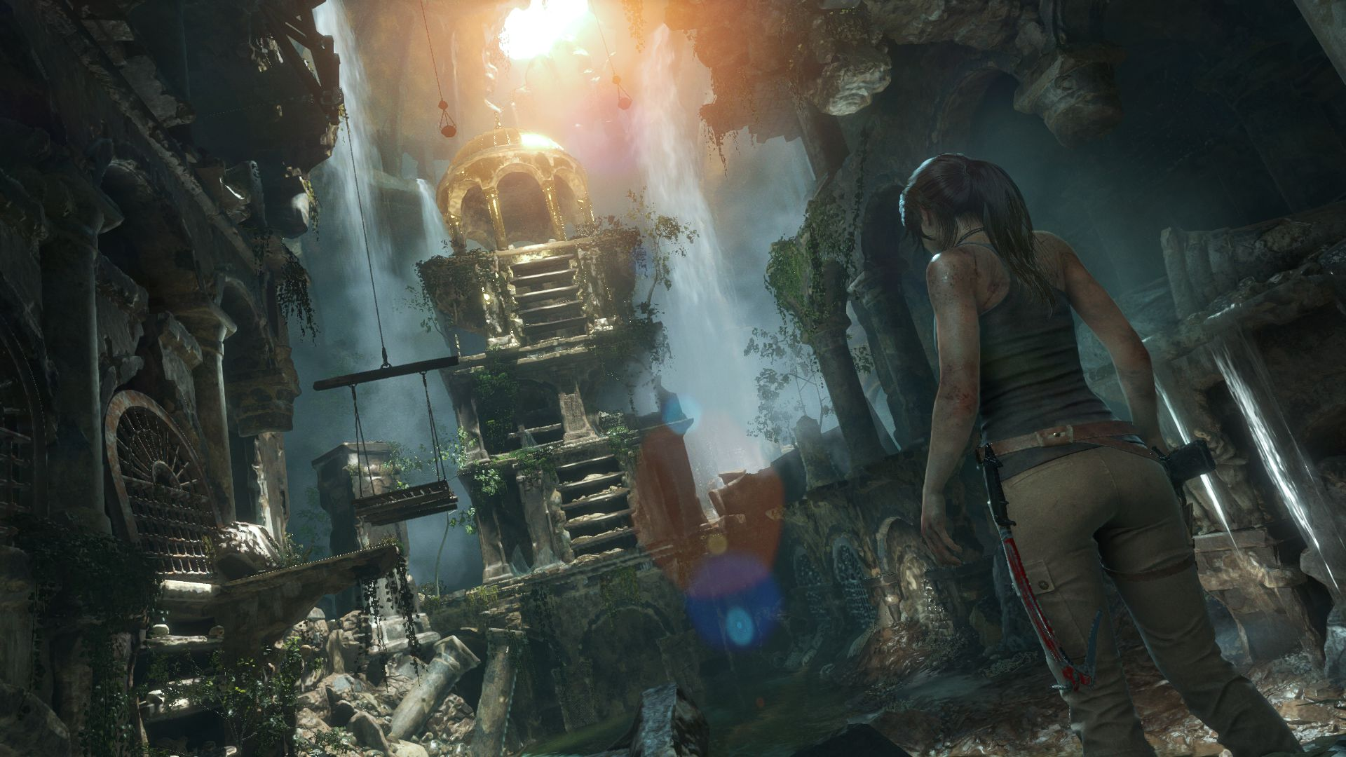 Rise Of The Tomb Raider New Features And More With