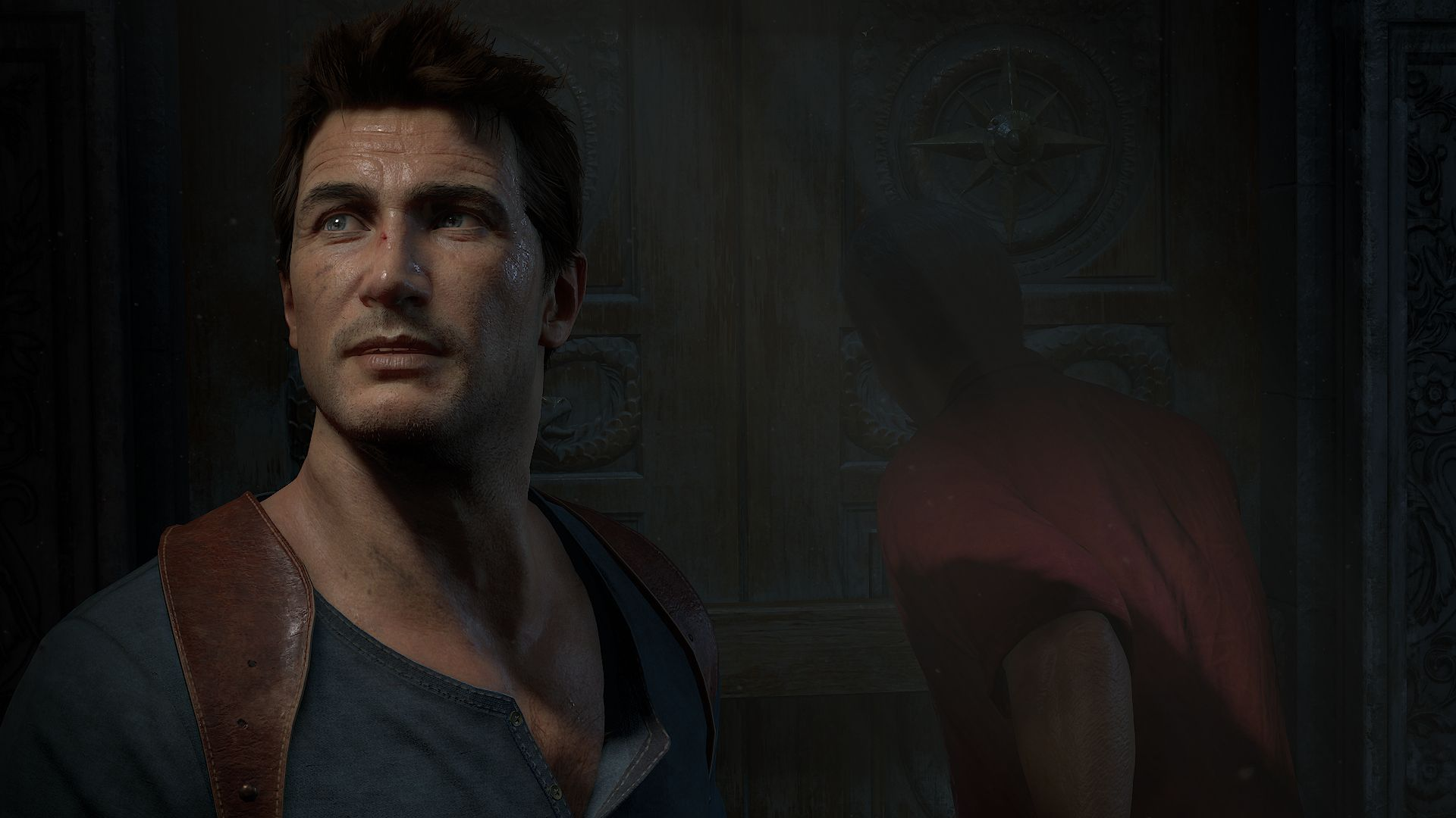 Naughty Dog Hides An Awesome Easter Egg In The Uncharted 4 Gameplay Demo
