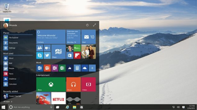 final Windows 10 Build 10154 Release Notes Have Been Leaked