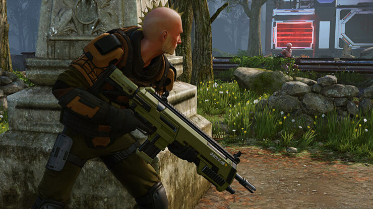 XCOM 2 More Screenshots and Artwork Showing Soldier, Base