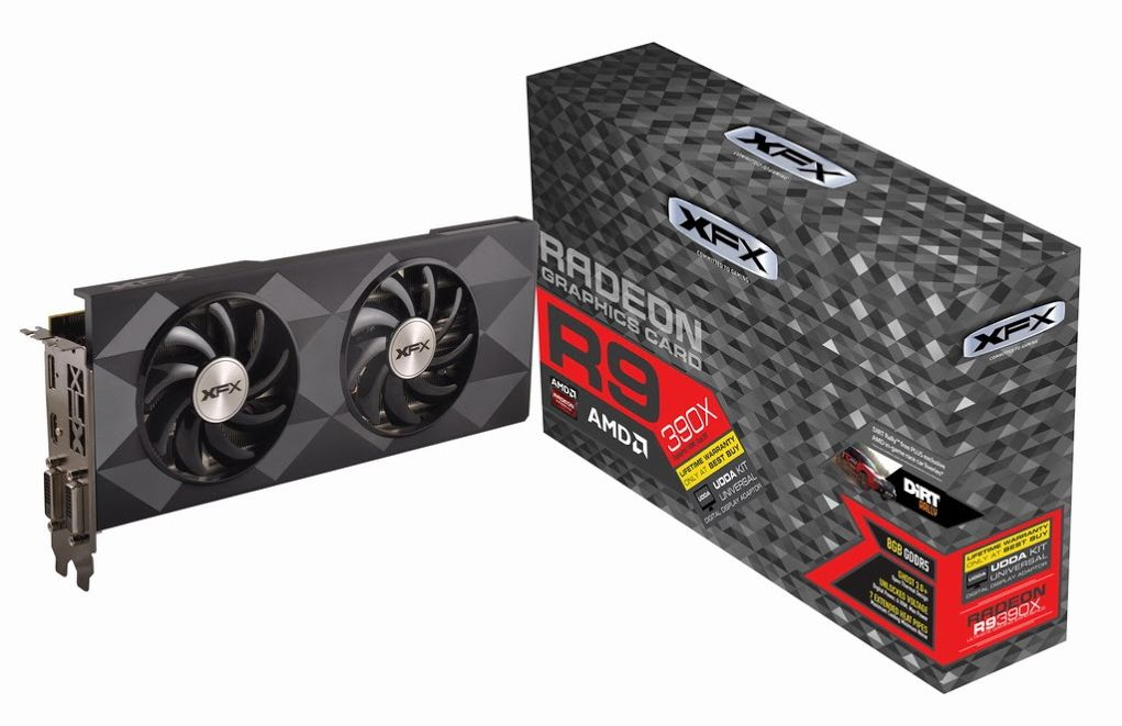 AMD Radeon R9 390X Graphics Windows 8 Driver Download