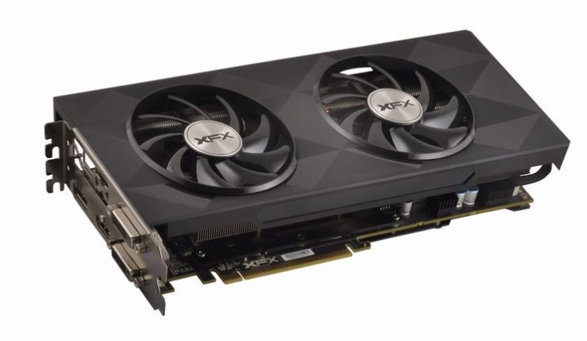 XFX Radeon R9 390X Double Dissipation 8 GB Graphics Card ...