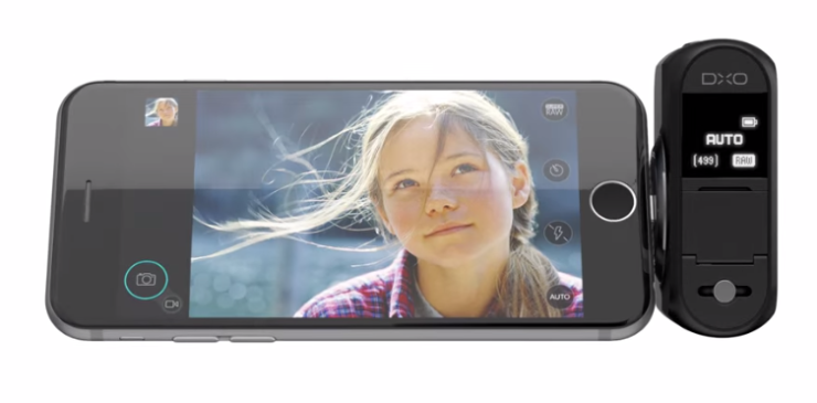 DxO One Turns Your iPhone's Camera Into A DSLR Shooter