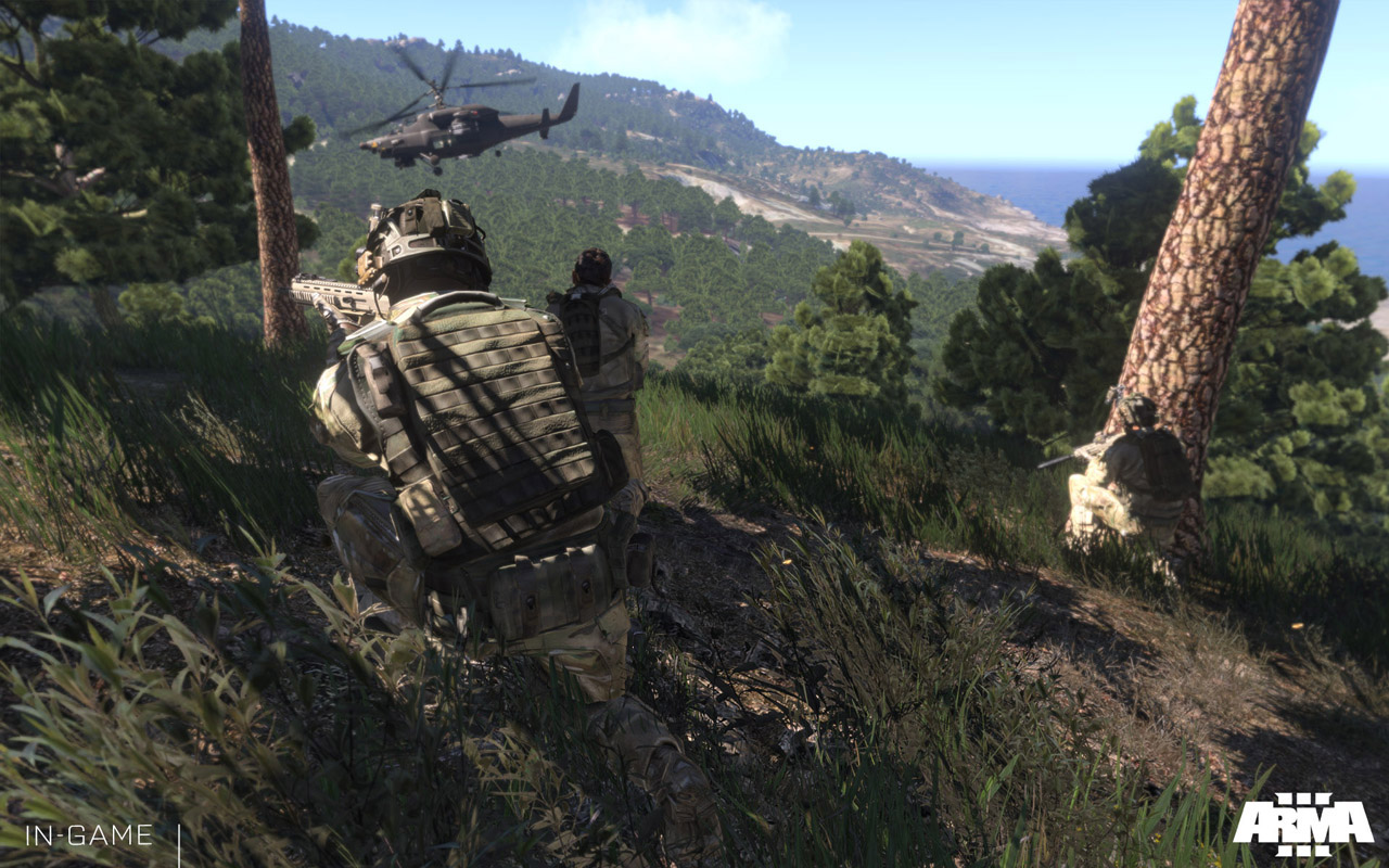 Arma Is Getting A New Official Map Will Debut At PC Gaming Show - Arma 3 us maps