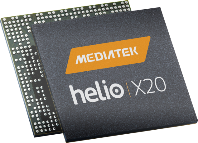 Helio X20 Expected To Consume 30-40 Percent Less Power