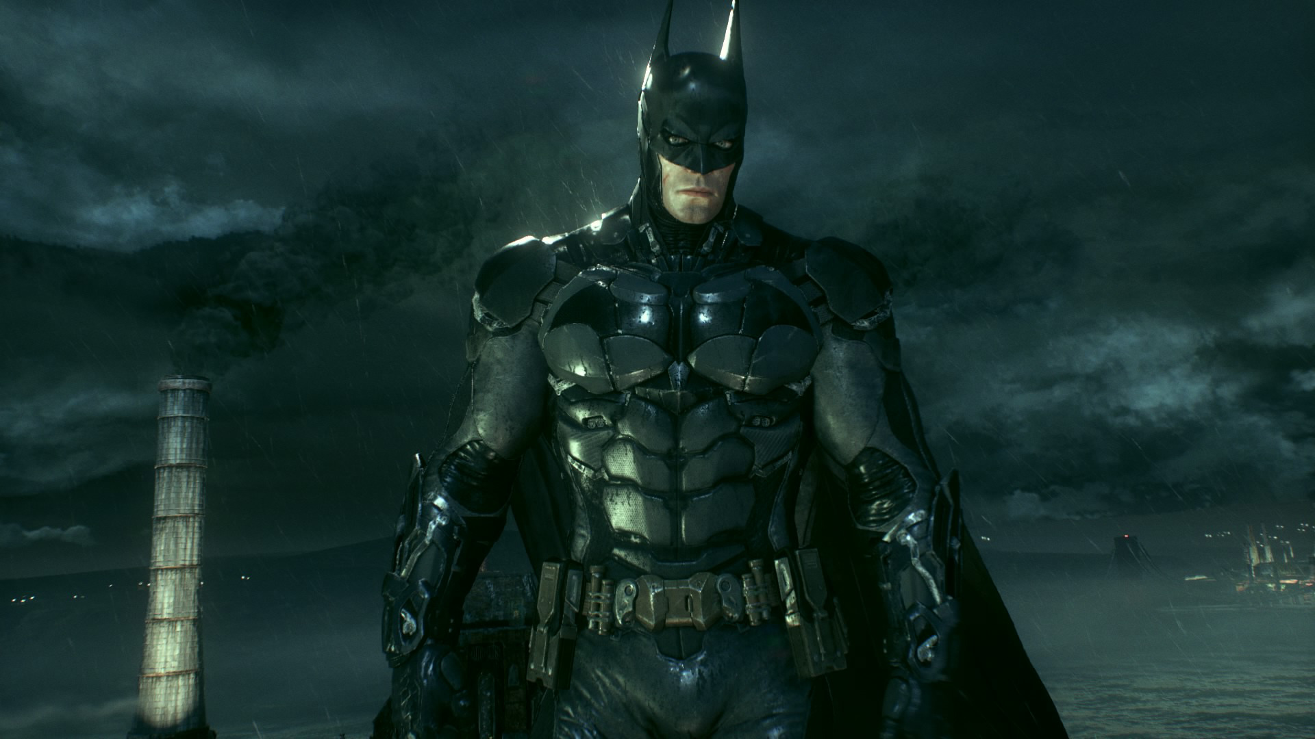 Batman: Arkham Knight Direct-Feed 1080p Screenshots Show ...