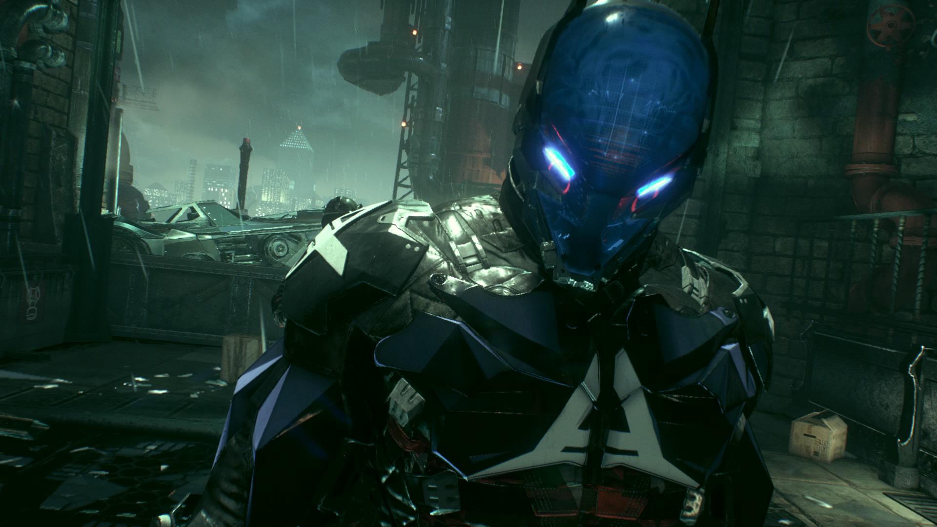Batman Arkham Rocksteady PS4 Pro NExt Project