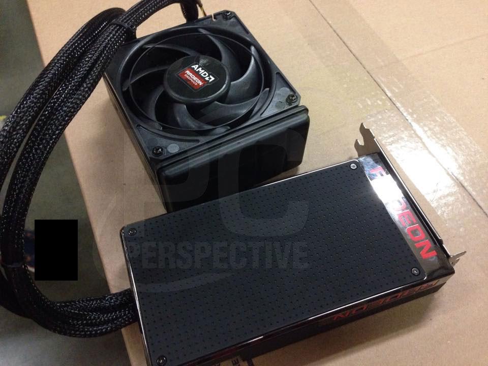 AMD Radeon Fury X 1