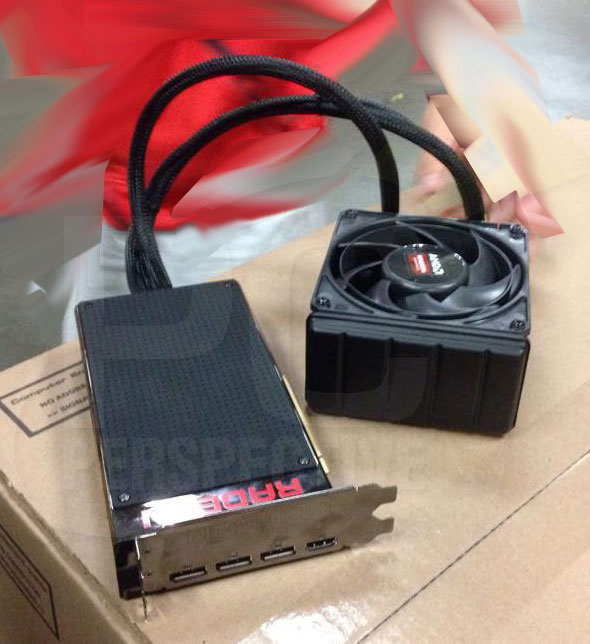 AMD Radeon Fury X 3