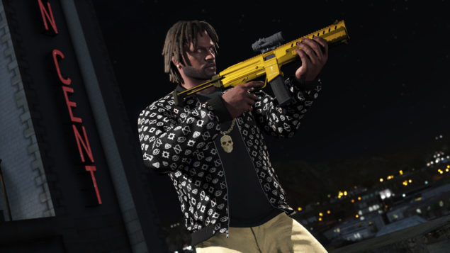 GTA V Online Ill Gotten Gains