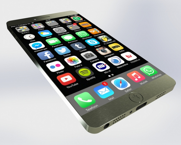 iPhone 7 designer video shows very thin bezels