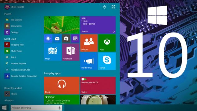Windows 10 To Feature Several Updates On Day One To Fix Minor Bugs