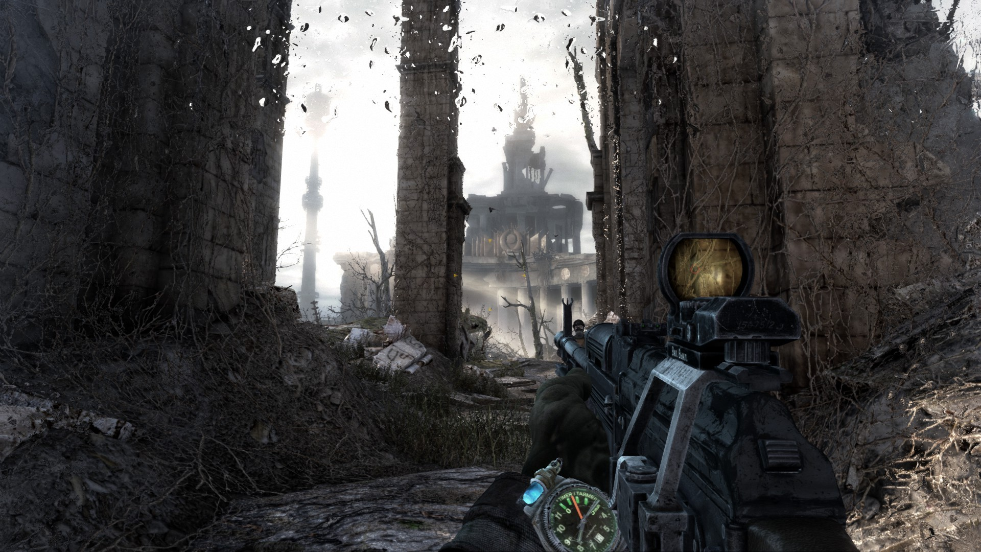 You Can Play Through 1 3 Of Metro 2033 And Last Light For