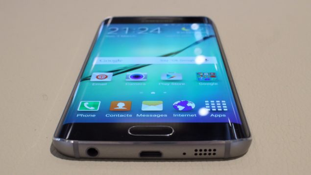 5.7 Inch Galaxy S6 Edge Expected To Release In August
