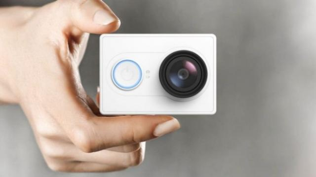 Xiaomi Unveils Night Vision Yi Camera Action Cam; Costs Only $25