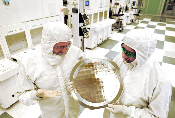 IBM announces to make four times more powerful, 7 nm chips