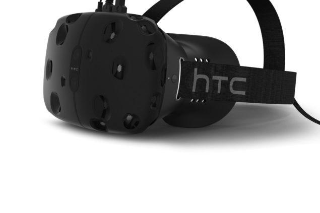 HTC Vive, Aperture VR Demo