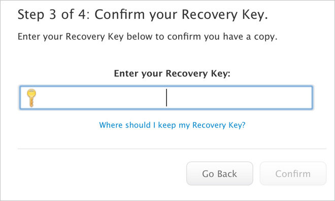 how to cancel account recovery apple id