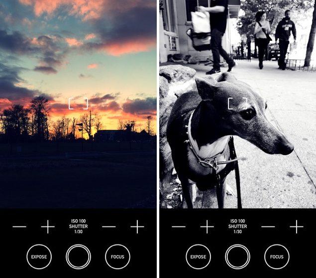 Obscura iPhone Camera