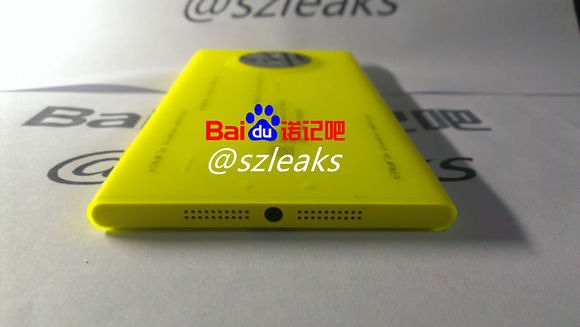 Upcoming High-End Lumia With Polycarbonate Body Has Images Leaked