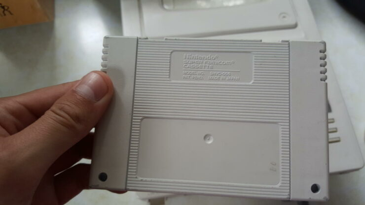 SNES-CD, Nintendo PlayStation