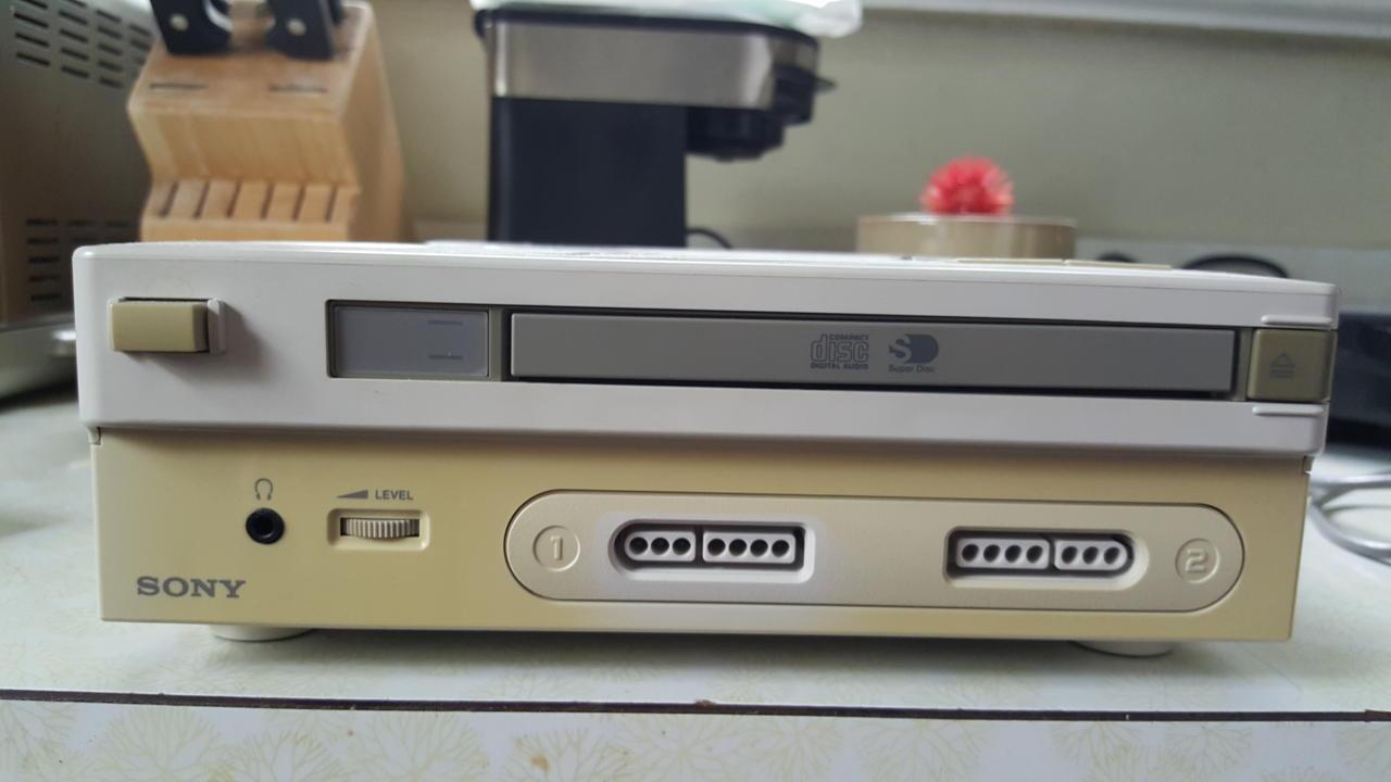 SNES-CD, Nintendo PlayStation